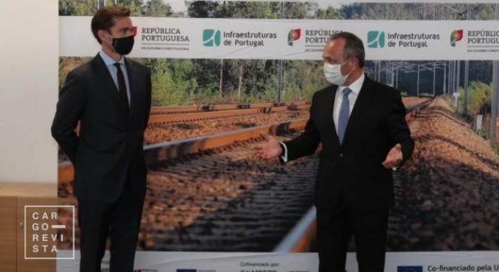 Gabriel Couto inicia modernização da Linha do Oeste: obra será concluída em dois anos