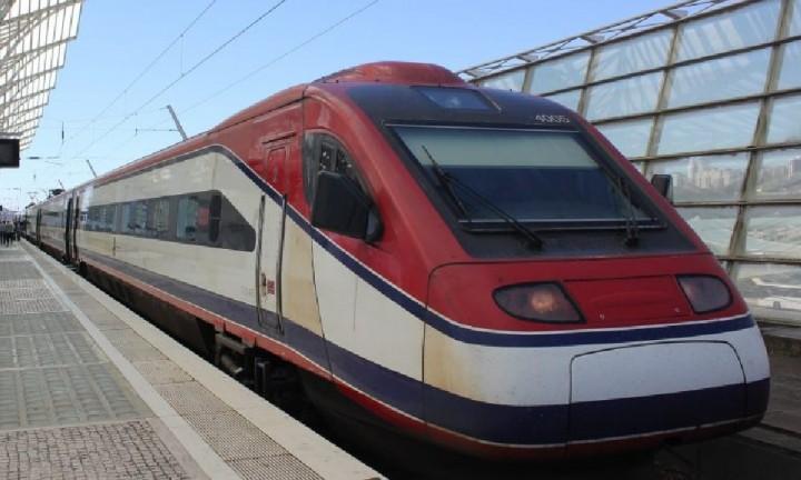 Alfa, a degradação apressada de um comboio