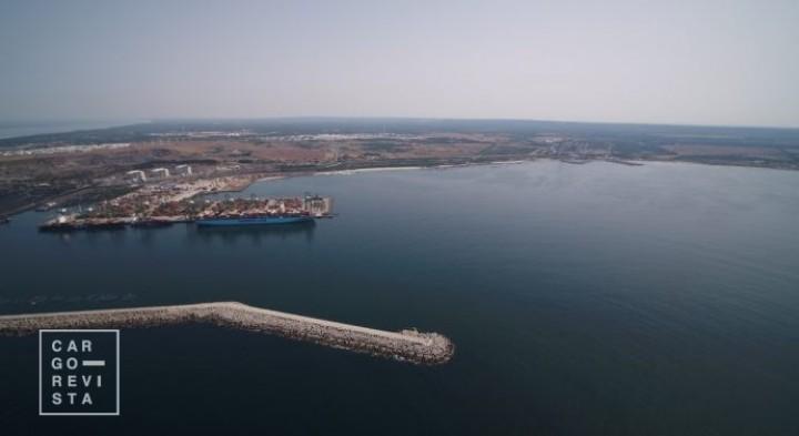 José Luís Cacho (APS): «Estamos a afirmar Sines como um porto para o mundo»