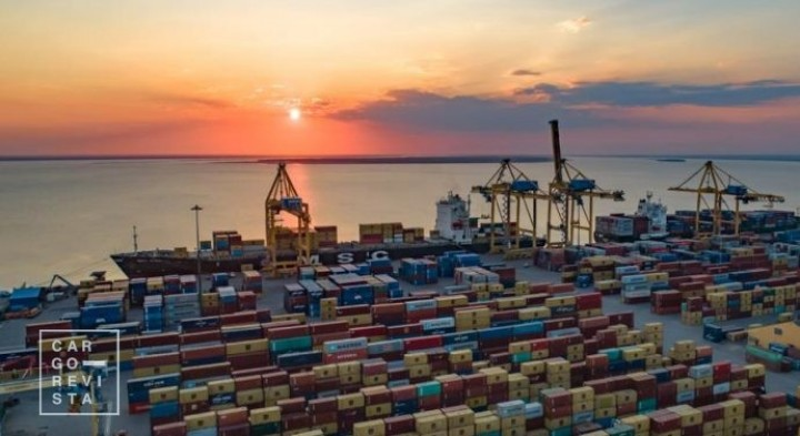 Porto da Beira prepara-se para escoar maior volume de carga do Malawi