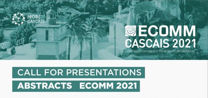ECOMM 2021 - 24ª Conferência Europeia de Gestão da Mobilidade