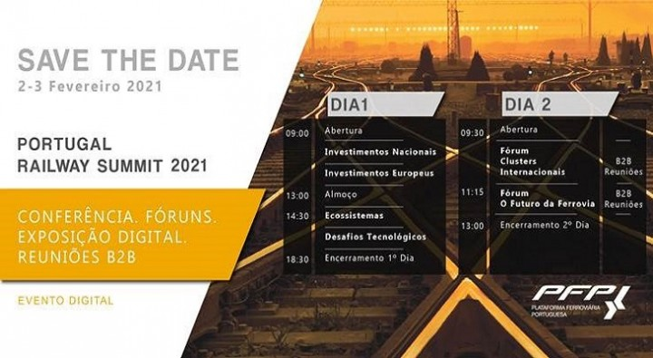 PORTUGUESE RAILWAY SUMMIT 2021