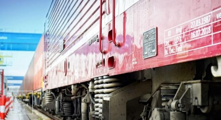 Dachser fez história: comboio de mercadorias completou viagem inédita da China à Europa
