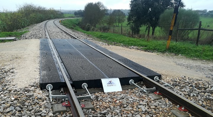 Concluída a Renovação da via na Linha do Leste