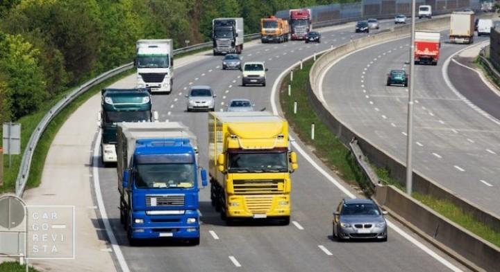 Wtransnet: exportação de cargas rodoviárias de Espanha e Portugal disparou no início de 2019