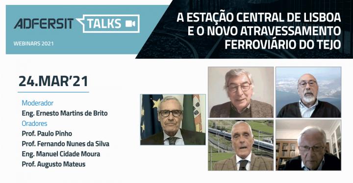 A Estação Central de Lisboa e o novo Atravessamento Ferroviário do Tejo – a pertinência do seu debate no PNI 2030