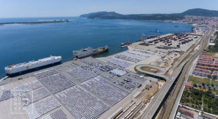 Porto de Setúbal prepara-se para maiores comboios e menores custos de operação