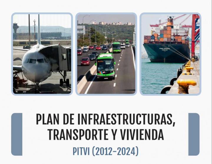 Espanha - Plano de Infraestruturas, Transportes e Habitação (PITVI 2012-2024)