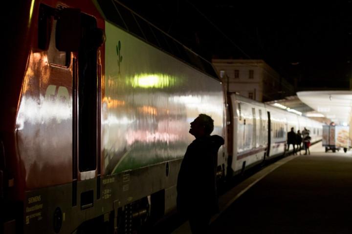 Comboio europeu vai circular de Lisboa a Paris através de 26 países e 33 fronteiras