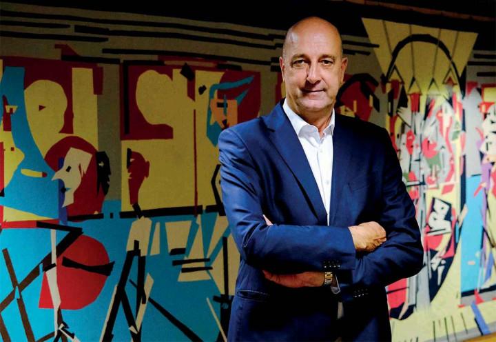 """Jorge Delgado: """"Temos de encontrar formas de financiar a alta velocidade"""""""