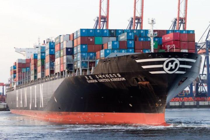 Atrasos paralisam 12,5% da frota de porta-contentores