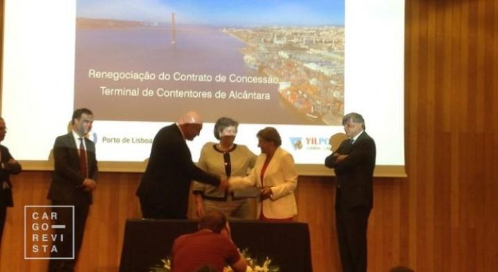 APL e Yilport Liscont firmam entendimento: 122 milhões para modernizar o Terminal de Alcântara