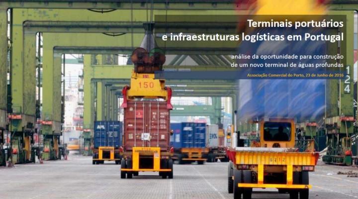 Terminais Portuários e Infraestruturas Logísticas em Portugal