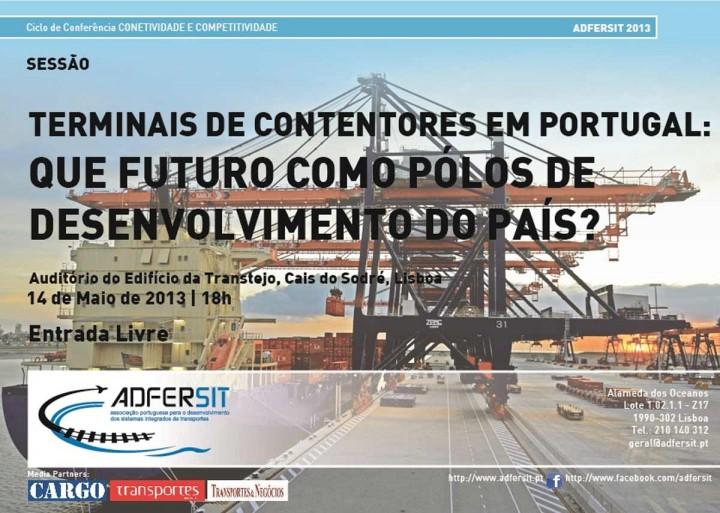 Terminais de Contentores em Portugal: Que Futuro como Polos de Desenvolvimento do País?