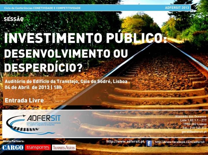 Investimento Público: Desenvolvimento ou Desperdício?