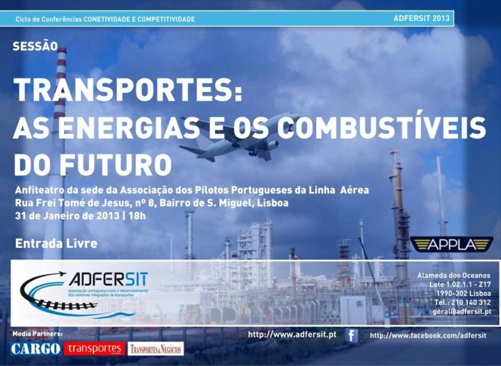Transportes: as energias e os combustíveis do futuro