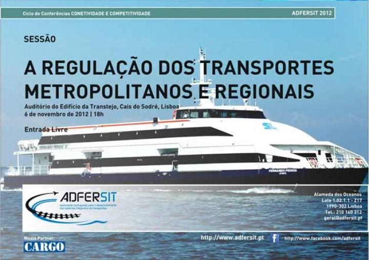 A Regulação dos Transportes Metropolitanos e Regionais