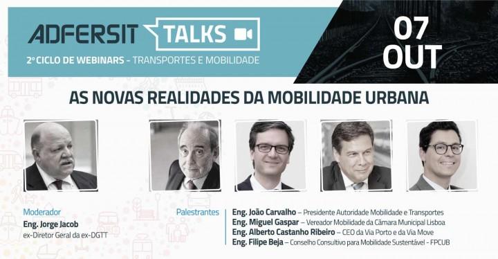 As Novas Realidades da Mobilidade Urbana